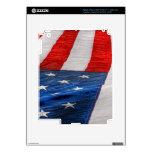Americana - Flag - Stars and Stripes iPad 3 Decal