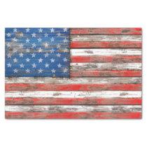 Americana Flag Tissue Paper