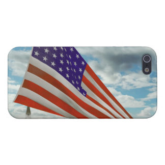 Americana - Fort Hood TX - Unfolding the flag 1944 Case For iPhone SE/5/5s