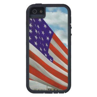 Americana - Fort Hood TX - Unfolding the flag 1944 iPhone SE/5/5s Case