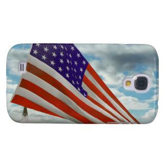 Americana - Fort Hood TX - Unfolding the flag 1944 Samsung S4 Case