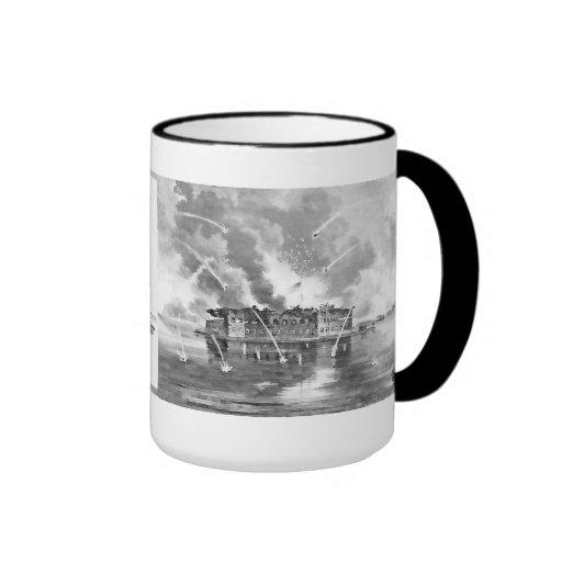 Americana:  Fort Sumpter Mug