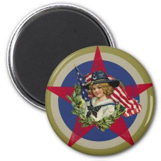 Americana Fridge Magnets
