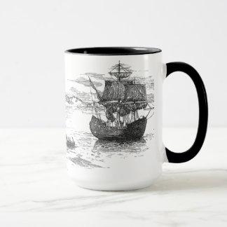 Americana:  Going Ashore Mug