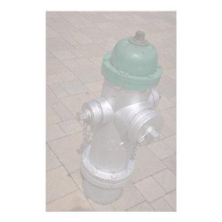 Americana (hydrant), Florida, U.S.A. Custom Stationery