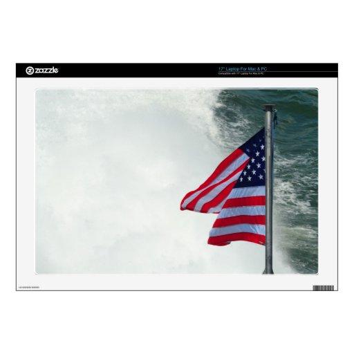 Americana.jpg Skins Para 43,2cm Portátiles