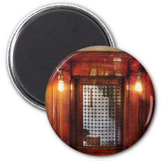 Americana - Movies - Ticket Counter 2 Inch Round Magnet