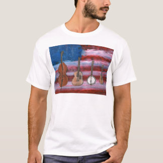 Americana Music Collection T-Shirt