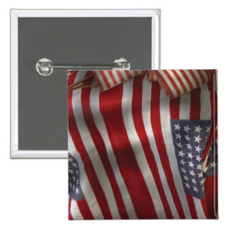 Americana - Old Glory Buttons