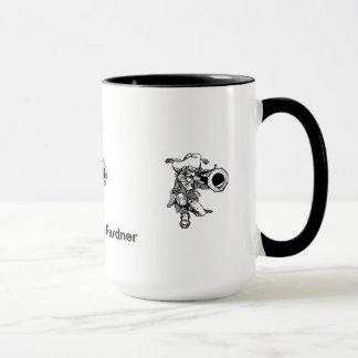 Americana:  Old West Mug