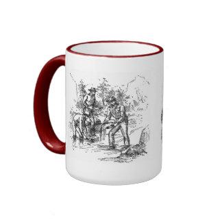 Americana:  Panning For Gold Mug