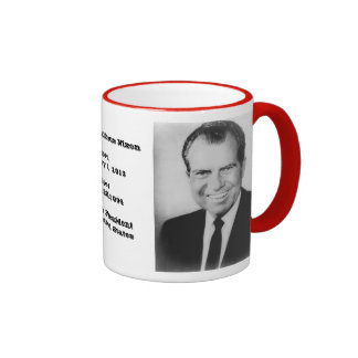Americana: Politics: Ringer Mug