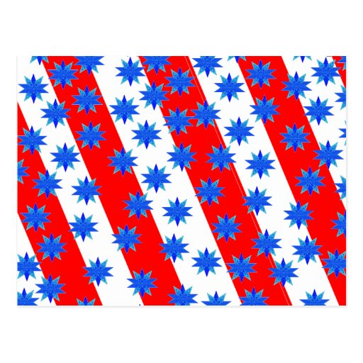 Americana Postcard