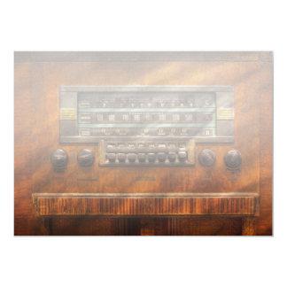 Americana - Radio - Remember what radio was like Card