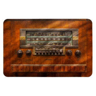 Americana - Radio - Remember what radio was like Magnet