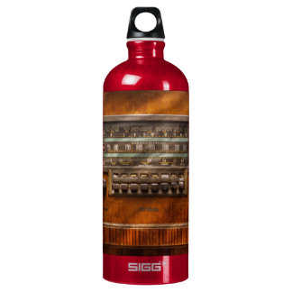 Americana - Radio - Remember what radio was like Water Bottle