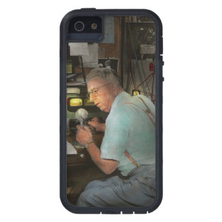 Americana - Radio - The conspiracy expert - 1948 Case For iPhone SE/5/5s