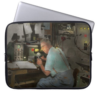 Americana - Radio - The conspiracy expert - 1948 Computer Sleeve