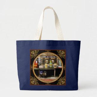 Americana - Signs - Feeding time 1936 Large Tote Bag
