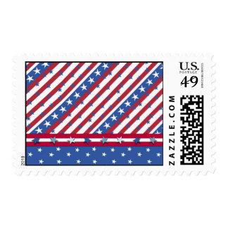 Americana Stamp