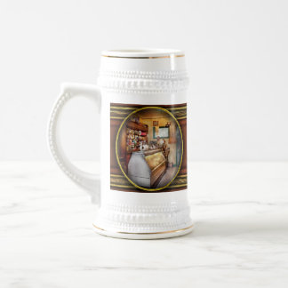 Americana - Store - At the local grocers Beer Stein