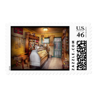 Americana - Store - At the local grocers Stamp