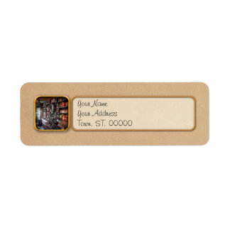Americana - Store - Corner Grocer Label