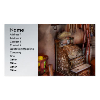 Americana - Store - The old Deli  Double-Sided Standard Business Cards (Pack Of 100)