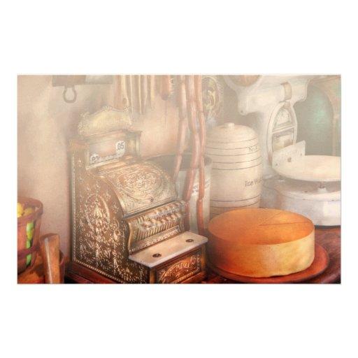 Americana - Store - The old Deli Custom Stationery