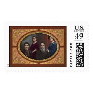 Americana - That old world charm Postage Stamp