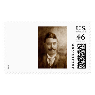 Americana - The Boss Postage Stamps