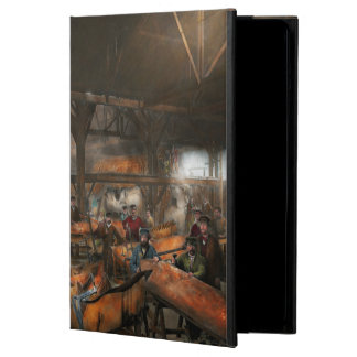 Americana - The creation of Liberty - 1882 iPad Air Cover