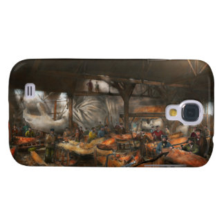 Americana - The creation of Liberty - 1882 Samsung Galaxy S4 Cover