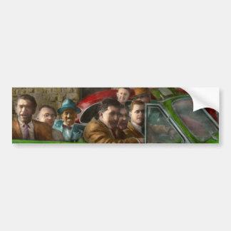 Americana - The good ol boys Bumper Sticker