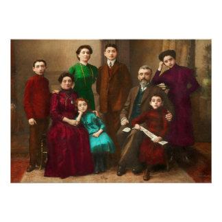 Americana - The Savatsky family Personalized Invitation