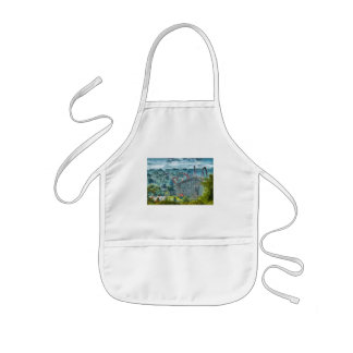 Americana - The thrill ride Kids' Apron