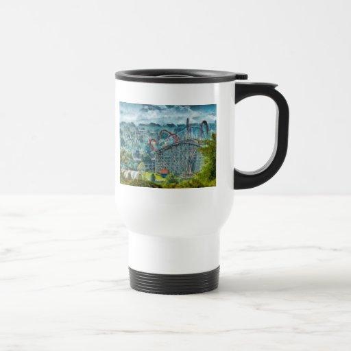 Americana - The thrill ride Coffee Mug
