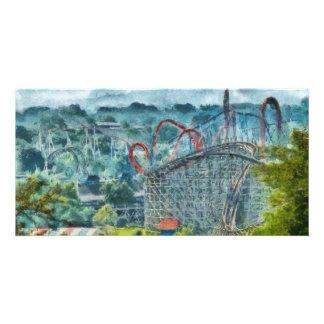 Americana - The thrill ride Photo Card