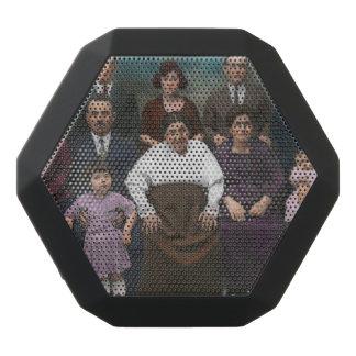Americana - This is my family 1925 Black Bluetooth Speaker