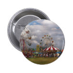 Americana - Traveling Carnival 2 Inch Round Button