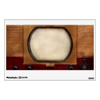 Americana - TV - el incher 10 Vinilo Adhesivo