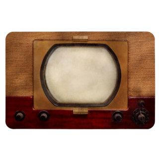 Americana - TV - el nuevo incher 10 Imán Foto Rectangular