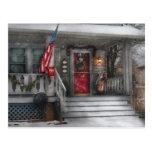 Americana - un tributo a Rockwell Postal