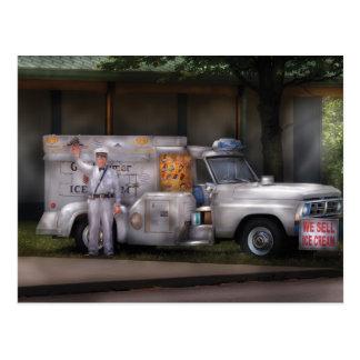 Americana - vendemos el helado postales