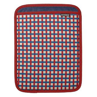Americana Weave iPad Sleeve