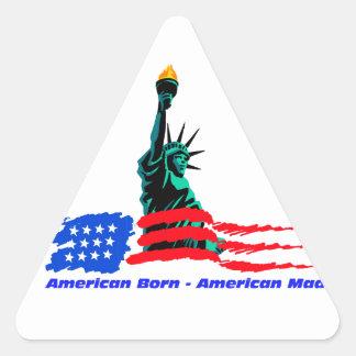 americanbornmade4pdf.tsh.pdf triangle sticker
