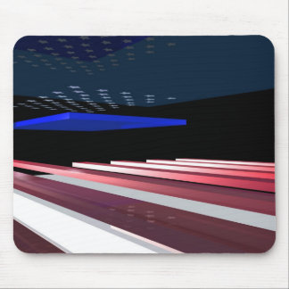AmericanFlag2007-11-25-2 Mouse Pad