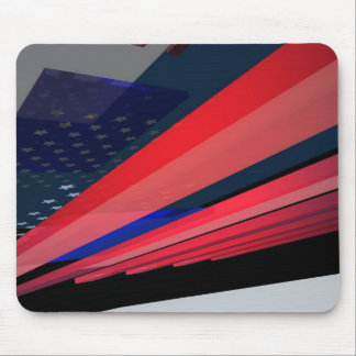 AmericanFlag2007-11-25-3 Mouse Pad