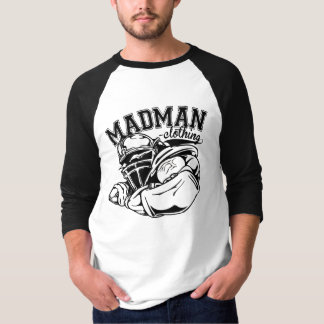 AMERICANFOOTBALL raglan T-Shirt