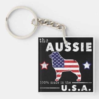AmericanGrunge2 Keychain